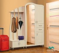 Набор мебели для прихожей «Визит-7»
