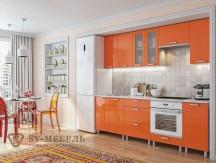 Кухня «Фрукты оранж»