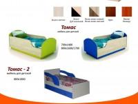 Детская кровать ЛДСП « Томас»