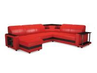 Угловой модульный диван «Виза 01»